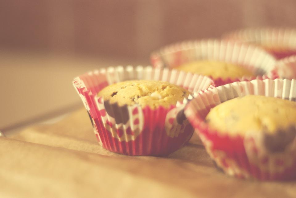 silikonowa foremka na muffinki